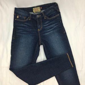 Dear John Released hem skinny jeans
